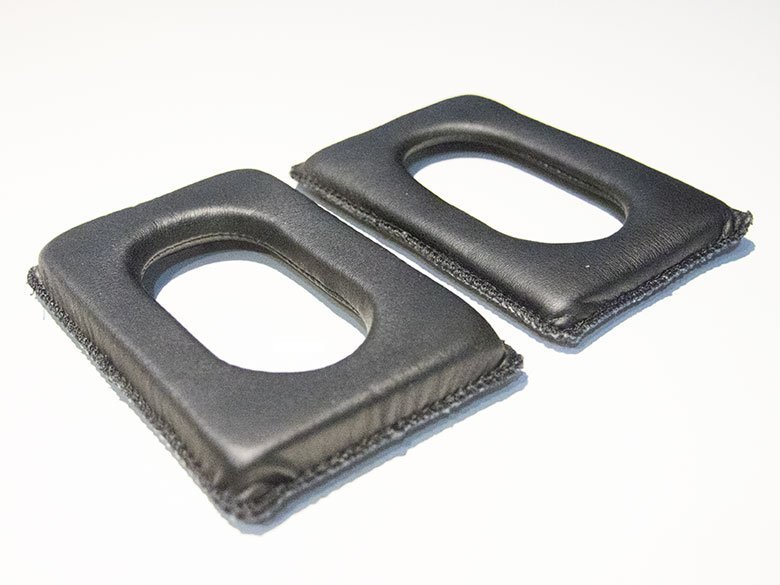 Earpads for STAX L300 and L700 Electrostatic Earspeakers