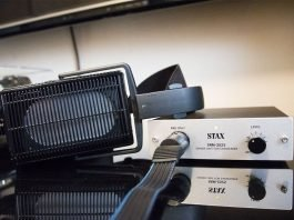 STAX SRS-3100 Electrostatic Earspeakers System