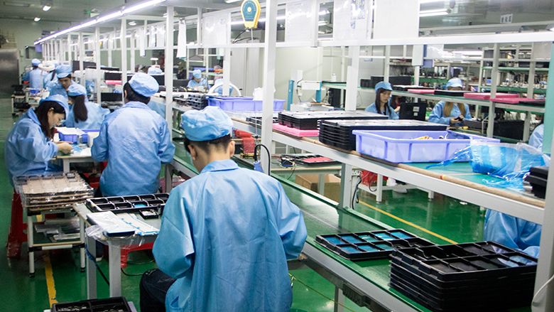 FiiO Manufacturing Facility Dust-Free Cleanroom