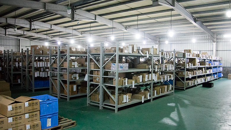 FiiO Manufacturing Facility - Warehouse
