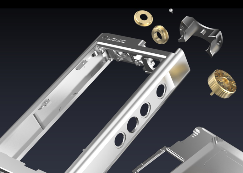 PAW Gold Touch Chassis
