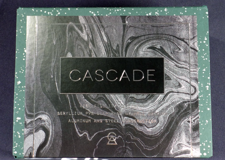 Campfire Audio Cascade Packaging