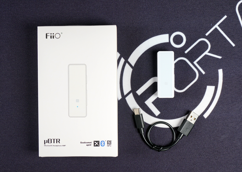 FiiO μBTR Bluetooth Headphone Amplifier