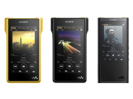 Sony announces Autumn Update for WM-1Z, WM-1A and ZX300