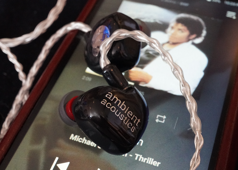 Ambient Acoustics AM24 In-Ear Monitors
