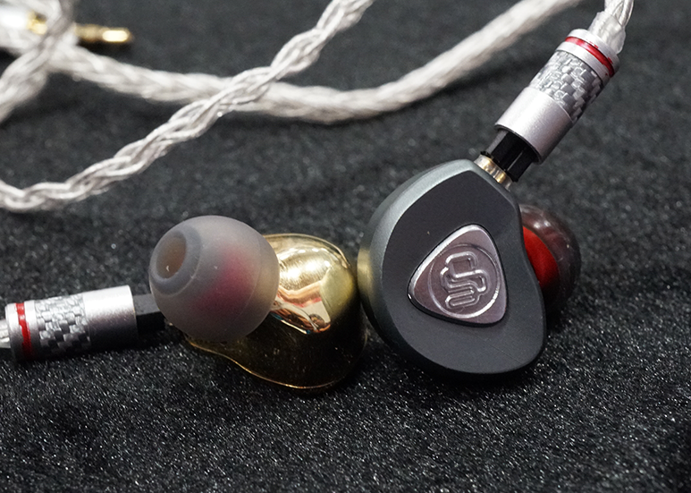 Simphonio VR-1 In-Ear Monitors