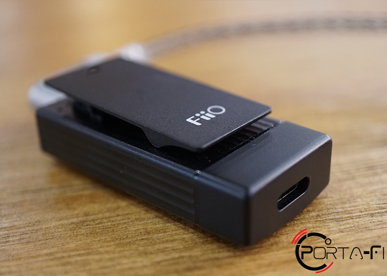 FiiO BTR1K Bluetooth Headphone Amplifier