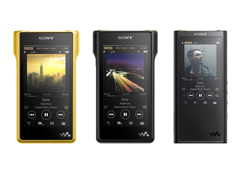 Sony releases firmware update for NW-WM1, NW-ZX300 series