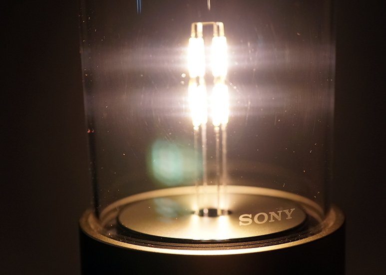 Sony LSPX-S1 Glass Sound Speaker
