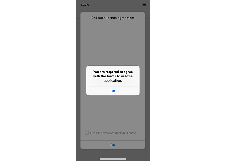 End User License Agreement - Headphones Connect