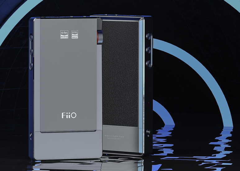 FiiO Q5s Flagship and DSD-Capable DAC & Amplifier