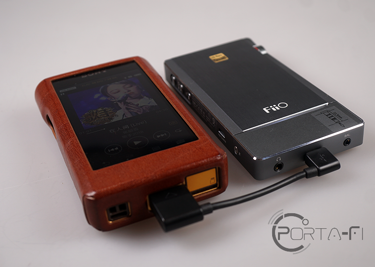 FiiO Q5 DAC/Amplifier