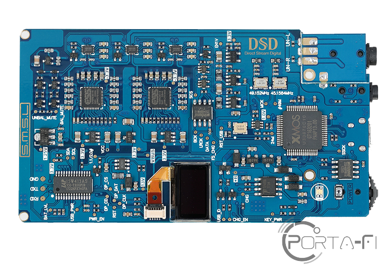 SMSL IQ DAC/Amplifier