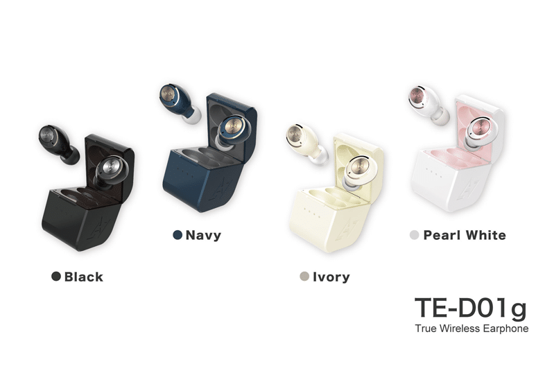 AVIOT TED01g True Wireless - Colour Options