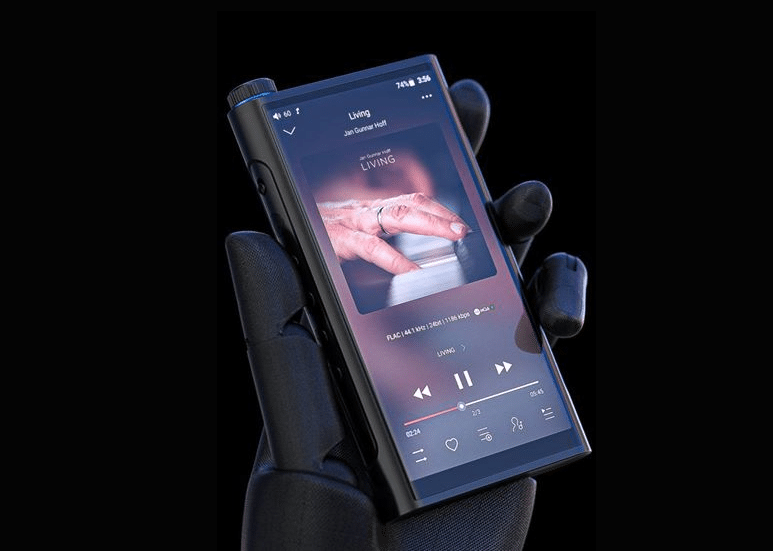 M15 Flagship Android-based Lossless Portable Music Player