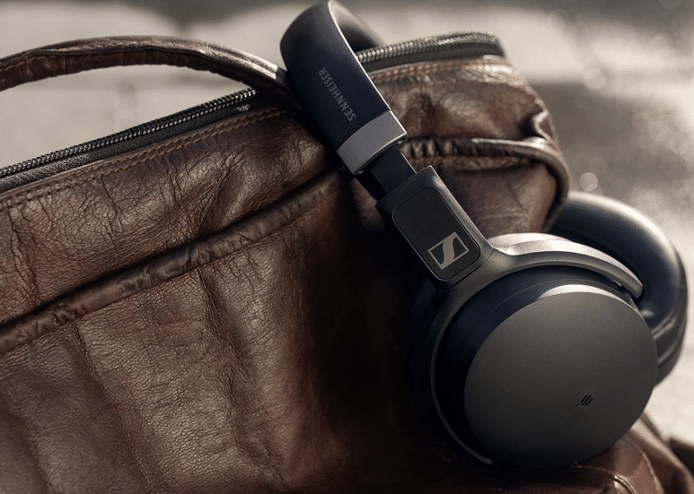 Sennheiser HD 450BT headphones