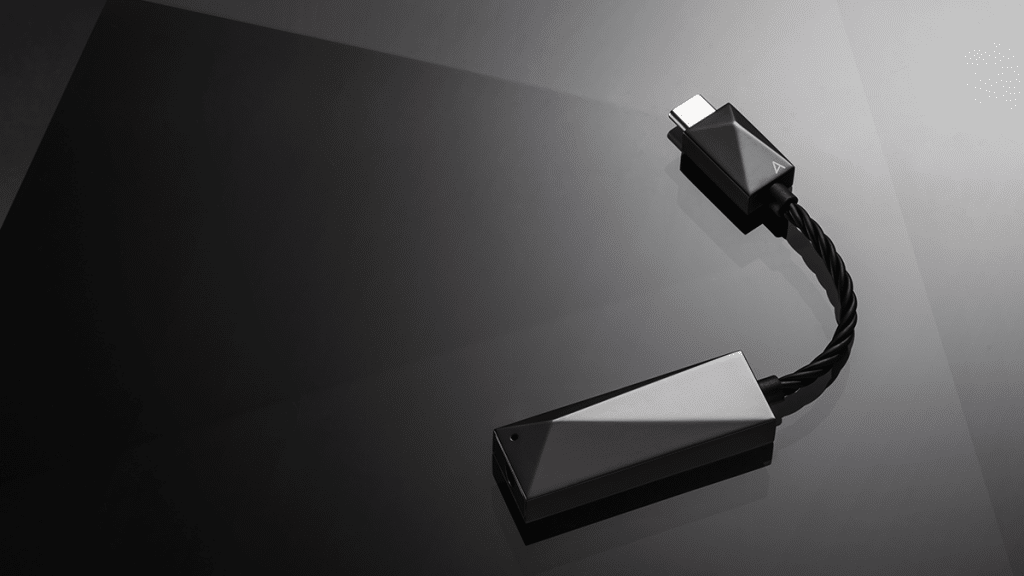 Astell&Kern USB-C Dual DAC Amplifier Cable