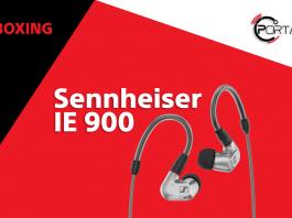 Sennheiser IE 900 Unboxing