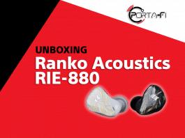 Ranko Acoustics RIE-880 Unboxing